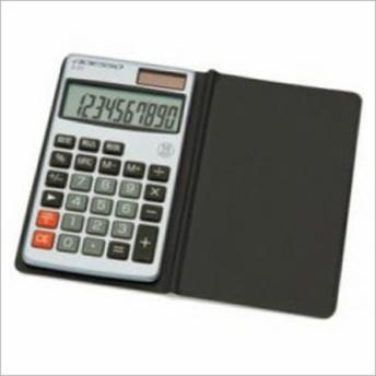 ADESSO アデッソ クロック S-01 電卓 ビッグディスプレイ電卓 携帯 10桁