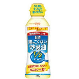 日清オイリオ炒め油 200g 1本