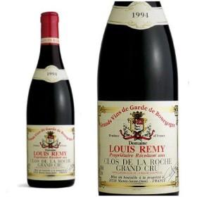 クロ・ド・ラ・ロッシュ グラン・クリュ 1994年 ドメーヌ ルイ・レミー (フランス・赤ワイン)
