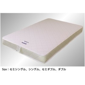 国産ボンネルマットレス セミシングル 寝具 10816BSS