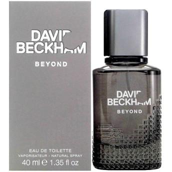 デヴィッド ベッカム DAVID BECKHAM クラシック ビヨンド EDT SP 40ml 【香水 フレグランス】