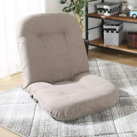 しっかり包み込む高反発バケット座椅子(ミットレバー) ニトリ 『玄関先迄納品』