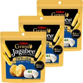 カルビー GrandJagabeeフロマージュ味 38g 1セット(3袋)