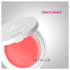 ♪#トマトオレンジ blanche etoile  マキッスマイル #トマトオレンジ <チーク・リップ><クリームタイプ> <MA KISSMILE・TOMATO ORANGE>