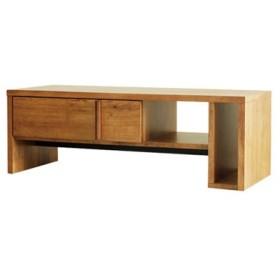センターテーブル リビングテーブル ローテーブル 机 座卓 棚付き おしゃれ コーヒーテーブル ガラス 木製 カフェ 北欧 雑誌収納 収納付きテーブル VOW VOW-T