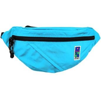 メイ(MEI) メンズ レディース ウエストバッグ ボトムラインソリッド BOTTOMLINE SOLID BLUE MEI-000-180002 カジュアルバッグ ヒップバッグ
