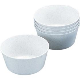 EVERNEW エバニュー PPボール 5ケ組 /ホワイト90 EBY162 ホワイト 鉢 ボウル キッチン 日用品 文具 テーブルウェア テーブルウェア(ボール)
