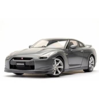 Nissan 日産 GT-R R35 Gray 1:18 Autoart オートアート Diecast Model Carミニカー モデルカー ダイキャ