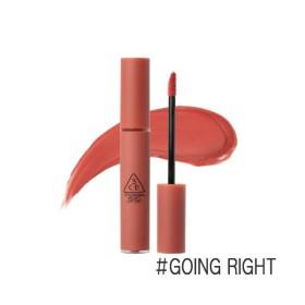 【3CE】(スリーコンセプトアイズ) ベルベットリップティント #GOING RIGHT(4g) ※国内発送
