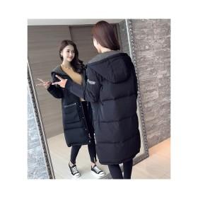 コート ダウンジャケット ベンチコート スポーツ観戦 フード パーカー 綿 かわいい