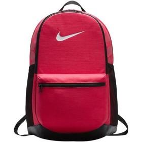 ナイキ(NIKE) ブラジリア バックパック Mサイズ ラッシュピンク/ブラック/ホワイト BA5329 699 リュックサック スポーツバッグ バッグ 鞄