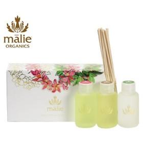Malie Organics マリエオーガニクス リードディフューザー セット