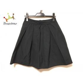 ビームス BEAMS スカート サイズ36 S レディース 黒 Demi-Luxe           スペシャル特価 20191009