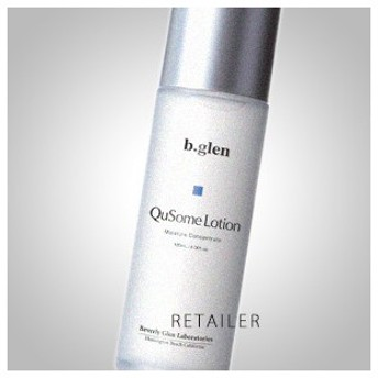 ♪ b.glen ビーグレン QuSomeローション 120mL <化粧水・ローション><高機能化粧水><bglen>