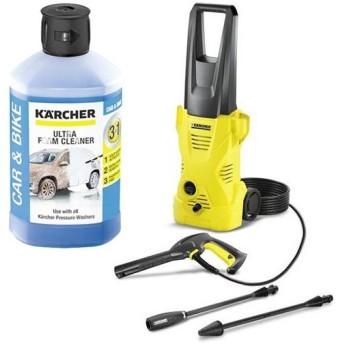 ケルヒャー KARCHER K2 ケーニ 家庭用 高圧洗浄機 1.602-218.0 洗車 清掃 大掃除 洗浄器 黄砂