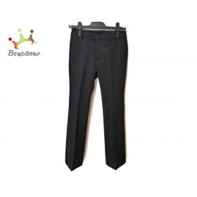 ニジュウサンク 23区 パンツ サイズ30 XS レディース ダークブラウン           スペシャル特価 20190803
