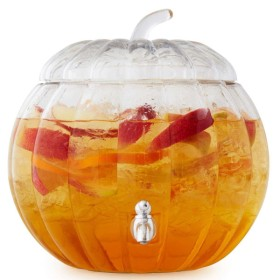 飲料水サーバー ビバレッジディスペンサー ドリンクディスペンサー パンプキン 飲料サーバー 約8.3L カボチャ型 ハロウィン Pumpkin Beverage Dispenser