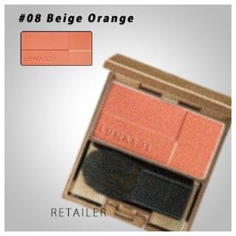 ♪ レフィル #08Beige Orange カネボウ ルナソル カラーリングシアーチークス 08Beige Orange レフィル<パウダーチーク><レフィル><カネボウ>