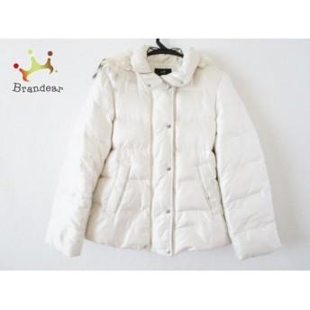 ニジュウサンク 23区 ダウンジャケット サイズ32 XS レディース 白 冬物 値下げ 20190306