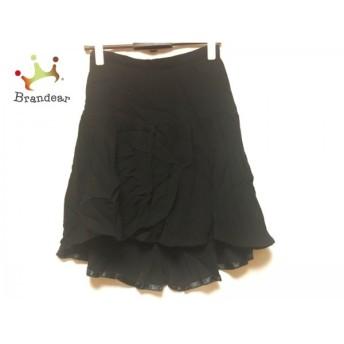 ドレステリア DRESSTERIOR スカート サイズ36 S レディース 黒 スペシャル特価 20190802