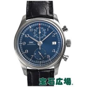 IWC ポルトギーゼ クロノグラフ クラシック ローレウス スポーツ フォーグッド 世界限定1000本 IW390406 新品 メンズ 腕時計