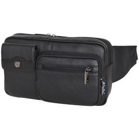 トロイブロス(Troy Bros) シュリンク ウエスト ブラック 07016 通勤通学 バッグ 鞄 カジュアル バック