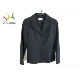 トゥービーシック TO BE CHIC ジャケット サイズ40 M レディース 美品 黒 肩パッド         スペシャル特価 20190321