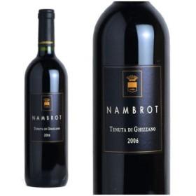 ナンブロ 2006年 テヌータ・ディ・ギッツァーノ IGTトスカーナ (赤ワイン・イタリア)