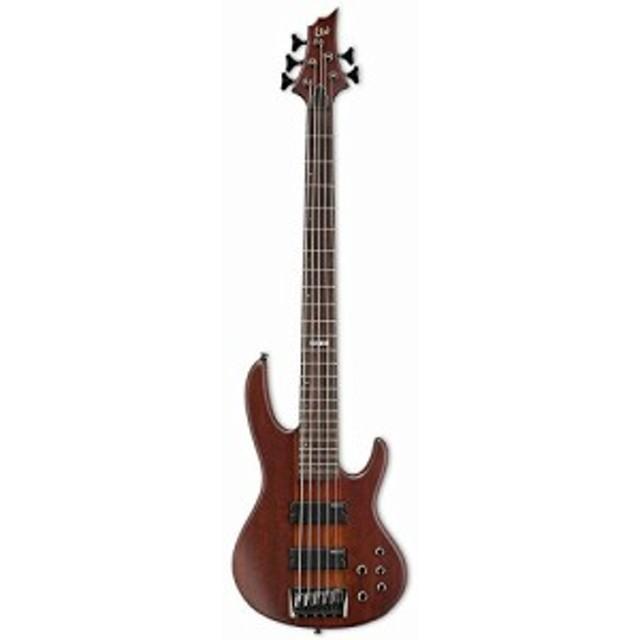 ESP LTD D5 NS Natural Satin ナチュラルサテン 5弦 エレキベース D-5【新品】