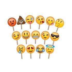 絵文字 Emoji グッズ フォトプロップス 結婚式 パーティ デコレーション 飾り 装飾 写真撮影 小道具