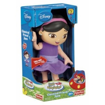 Fisher Price: Little Einsteins リトルアインシュタイン Classical Friend June