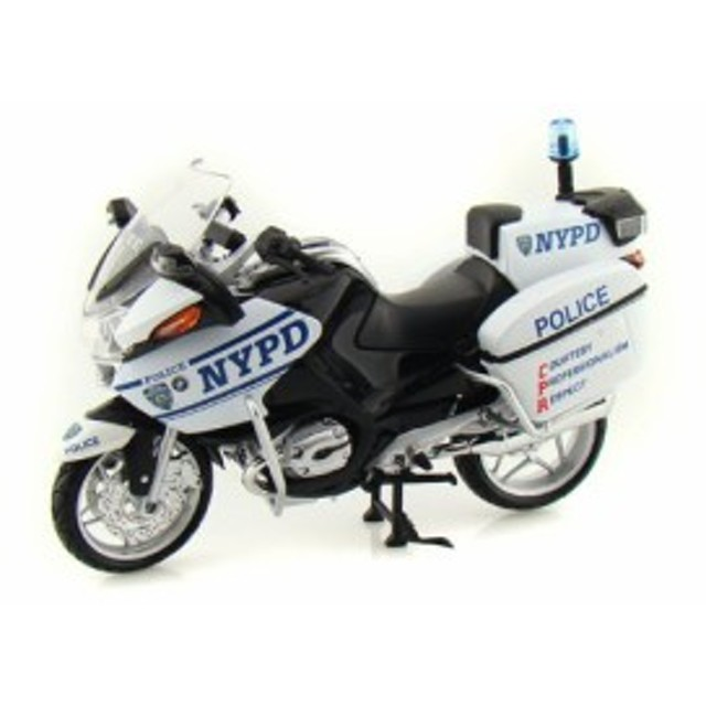 Bmw R1200rt P Nypd Police Motorcycle 1 12 Nypd Police Motorcycle