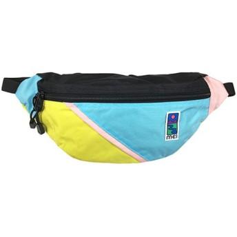 メイ(MEI) メンズ レディース ウエストバッグ ボトムライン BOTTOMLINE BLUE MEI-000-180001 カジュアルバッグ ヒップバッグ