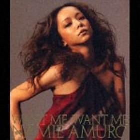 【CD】WANT ME,WANT ME(DVD付)/安室奈美恵 [AVCD-30716] アムロ ナミエ