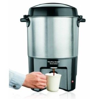 コーヒーメーカー 40Cup Capacity パーコレーター式