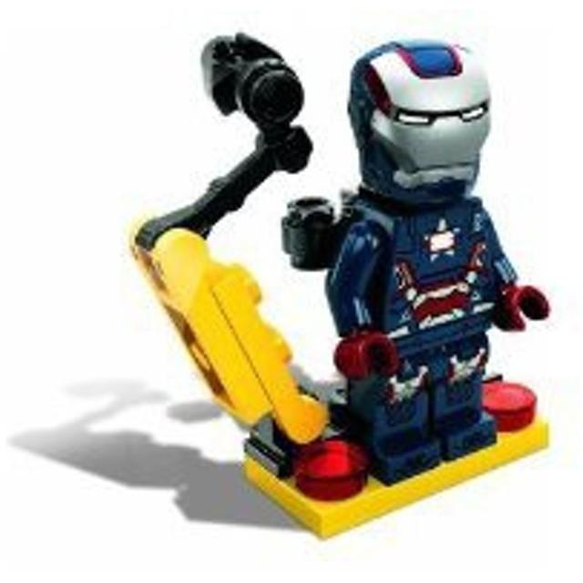 Lego (レゴ) Iron Patriot 30168 Exclusive Polybag ブロック おもちゃ