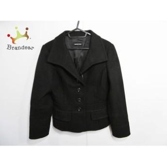 メイソングレイ MAYSON GREY コート サイズ2 M レディース 黒 冬物/ショート丈 値下げ 20190306
