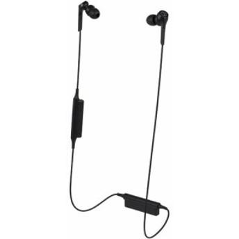 オーディオテクニカ ATH-CKS550XBT BK(ブラック) SOLID BASS ワイヤレスヘッドホン