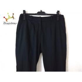 スピック&スパン ノーブル Spick&Span Noble パンツ サイズ40 M レディース 黒         スペシャル特価 20190121
