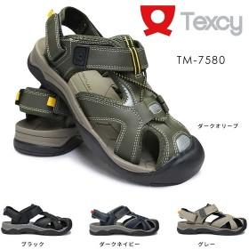テクシー アシックス商事 TM7580 メンズ コンフォートサンダル 2Way サマー