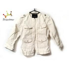 ダブルスタンダードクロージング DOUBLE STANDARD CLOTHING ブルゾン レディース 白 冬物       スペシャル特価 20190305