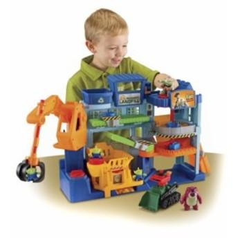 トイストーリーFisher-Price Imaginext Disney/Pixar Toy Story 3 - Tri-County Landfill T3636