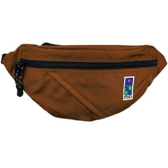 メイ(MEI) メンズ レディース ウエストバッグ ボトムラインソリッド BOTTOMLINE SOLID BROWN MEI-000-180002 カジュアルバッグ ヒップバッグ