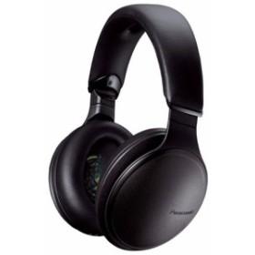 パナソニック RP-HD500B-K(ブラック) Bluetoothワイヤレスステレオヘッドホン ハイレゾ対応