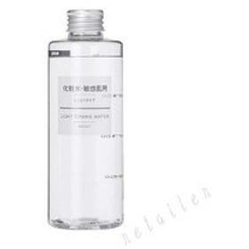 ♪ 無印良品 化粧水 敏感肌用 しっとりタイプ 200ml<むじるしりょうひん>
