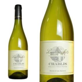 シャブリ ルイ・スフロ 2015年 ヴィニコール 750ml (フランス ブルゴーニュ 白ワイン)
