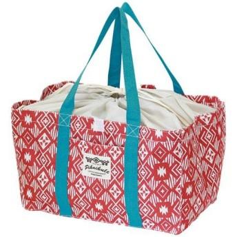 レジカゴバッグ ファニーフィールド ネイティブレッド 400802301 雑貨 バッグ 買い物