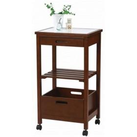 ★soldout★ キッチンワゴン RNET-486 調理台 台所 収納 食器棚