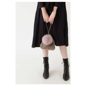 JILLSTUART(ジルスチュアート)◆★ピンク・ウォームグレーWEB限定色★フェイバッグ