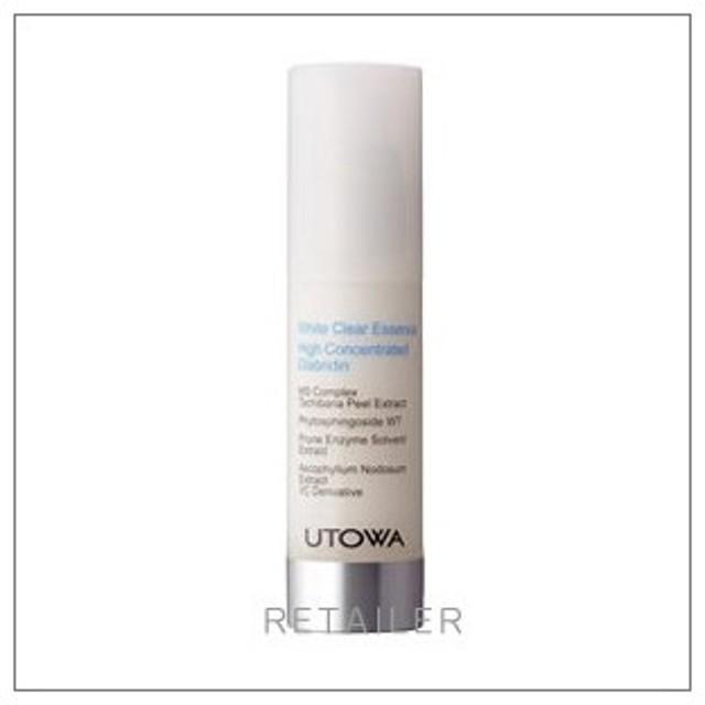 ♪ UTOWA ウトワ ホワイトクリアエッセンス 30mL <美容液><美白美容液> <スキンケア・ホワイトケア>